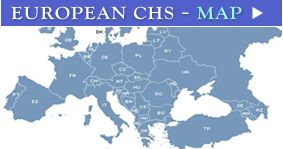 EUROPEAN CHS - MAP